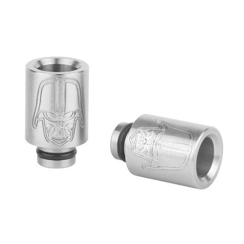 "Star Wars ""Darth Vader"" Wide Bore Stainless Steel Drip Tip (SS054)"
