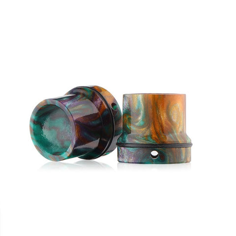 Resin Drip Tip To Fit The Vaperz Cloud Zephyr Buddha RDA (RES015)