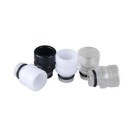 Delrin Stumpy Wide Bore Drip Tips (DEL009)