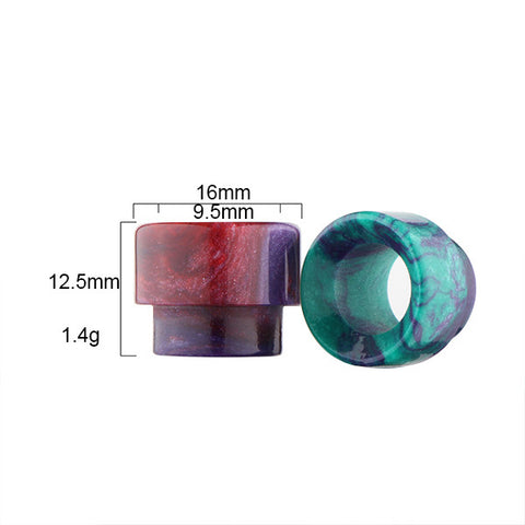 Resin Drip Tip To Fit Kennedy, Goon & Limitless v1 RDA's (RES006)