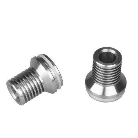 22mm Domed Heatsink Style Stainless Steel RDA Top Cap (RDA025)