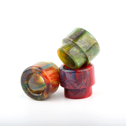 Resin Drip Tips To Fit The Compvape Twisted Messes RDA (RES003)