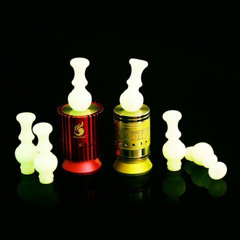 Glow In The Dark Rotating Drip Tip (GLOW006)