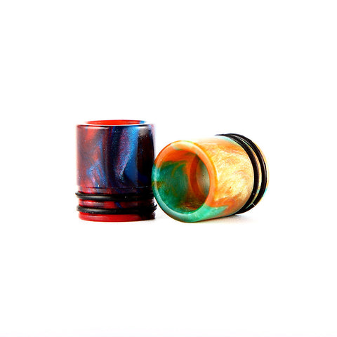 Resin Drip Tip To Fit The Paradigm Modz Vengeance RDA (RES017)