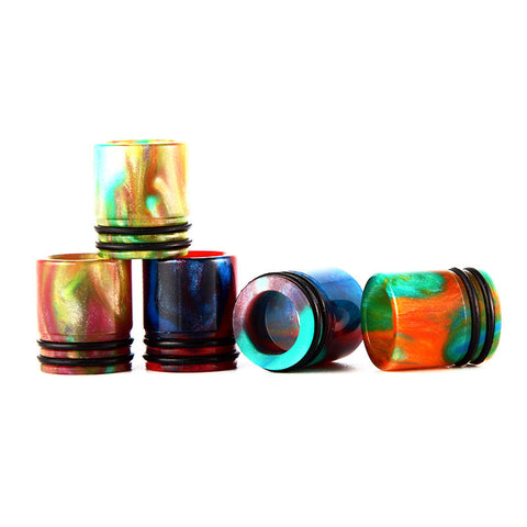 Resin Drip Tip To Fit The Council Of Vapor Vengeance Tank (RES017)