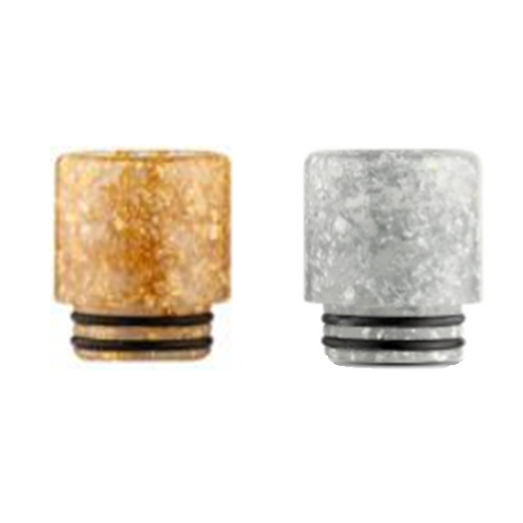 Glitter Effect Resin Drip Tip To Fit The Smok TFV12, TFV8 & TFV8 Big Baby (RES026)