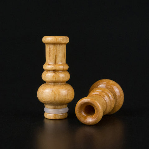 Wood Tower Style Drip Tip (WD009)