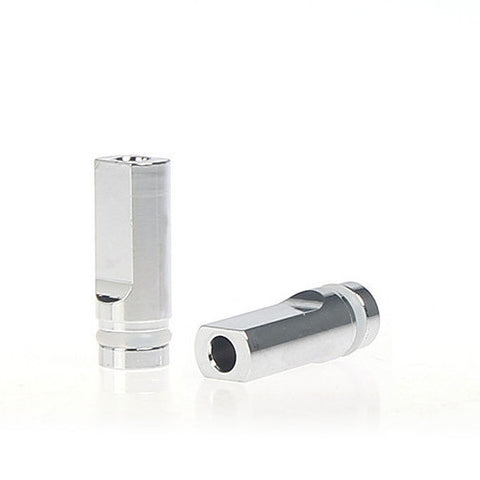 Flat Design Chrome Drip Tip (SS039)