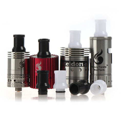 Delrin Domed Wide Bore Drip Tip (DEL001)