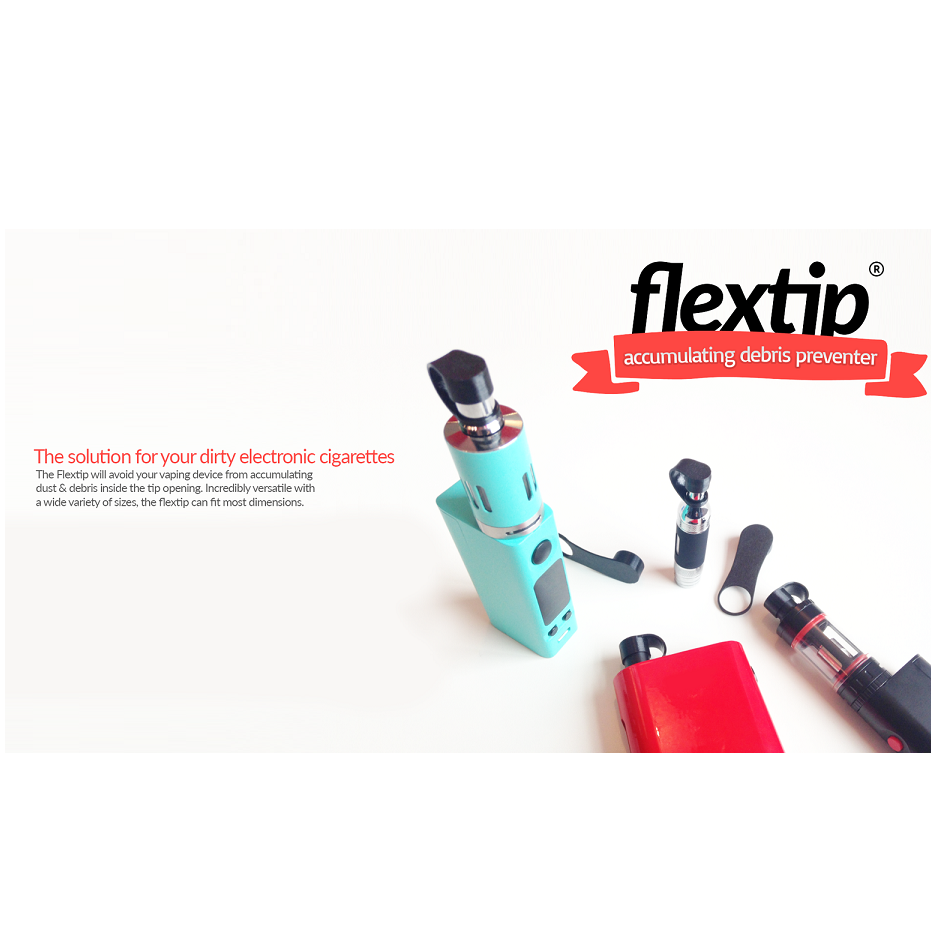 Flextip Drip Tip Covers Protective Cap For Your Drip Tip