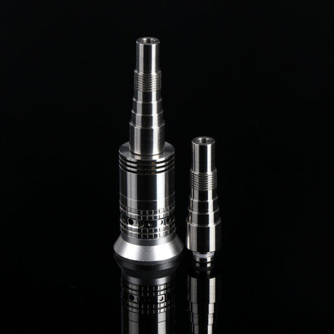 Stainless Steel Stepped Style Drip Tip (SS030)
