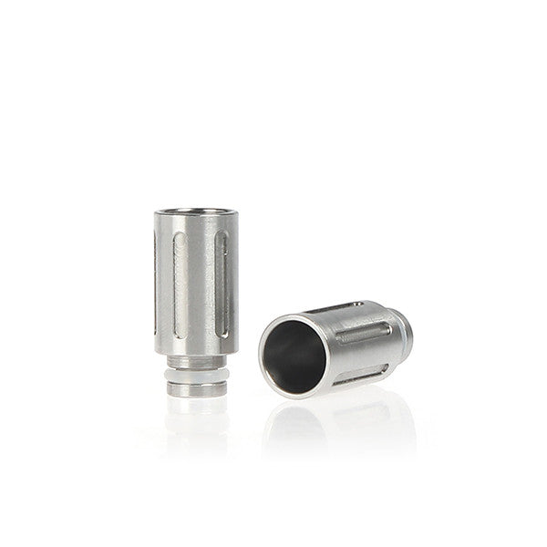 Straight Exhaust Tip Style Wide Bore Stainless Steel Drip Tip (SS004)