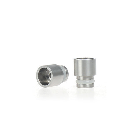 Shorty Wide Bore Stainless Steel Drip Tip (SS005)