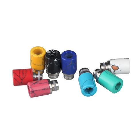 Tophus & Stainless Steel Stubby Drip Tips (CER005)