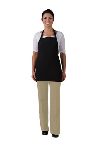No Pocket Bib Apron, 28""
