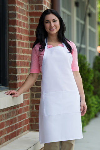 Butcher Apron w/ Center Divided Pocket
