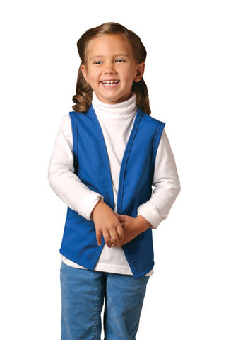Kids Vest No Pocket