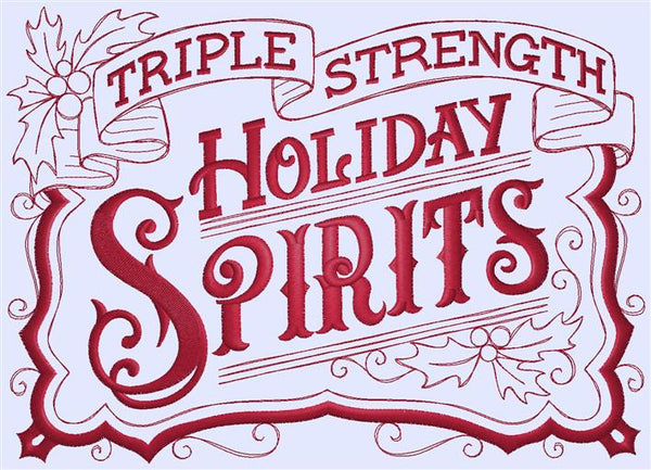 Designs - ApotheMerry - Holiday Spirits