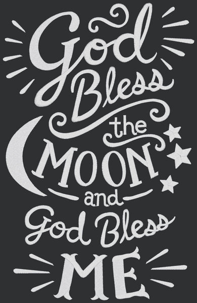 Chalkboard - God Bless the Moon