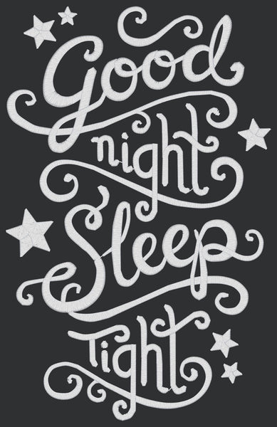 Chalkboard - Good Night Sleep Tight