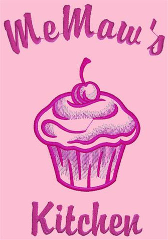 Cupcake-MeMaw's Kitchen