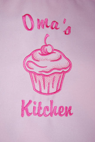 Cupcake - Oma's Kitchen