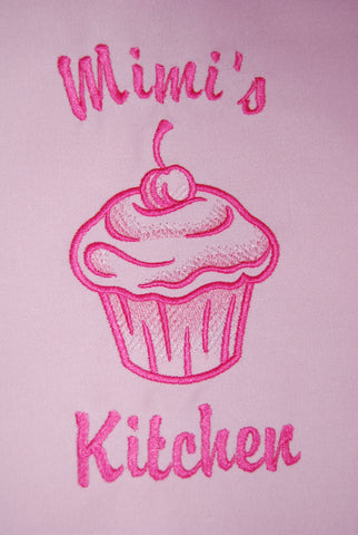 Cupcake - Mimi's Kitchen