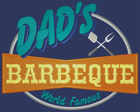 Designs - BBQ Dad's Barbeque