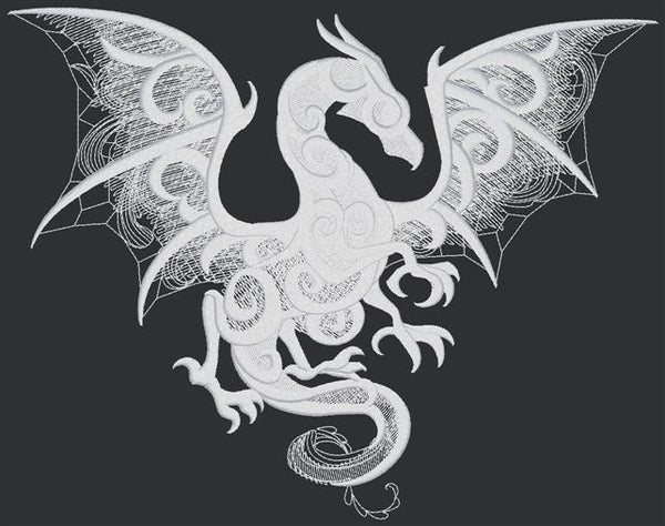 Designs - Baroque Dragon
