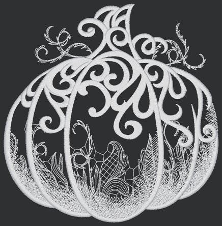 Designs - Baroque Pumpkin
