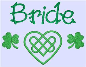 Designs - Bride (Celtic)