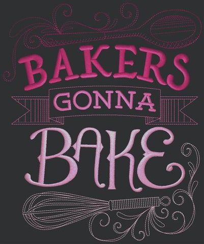Designs - Bakers Gonna Bake