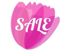 Sale on aprons