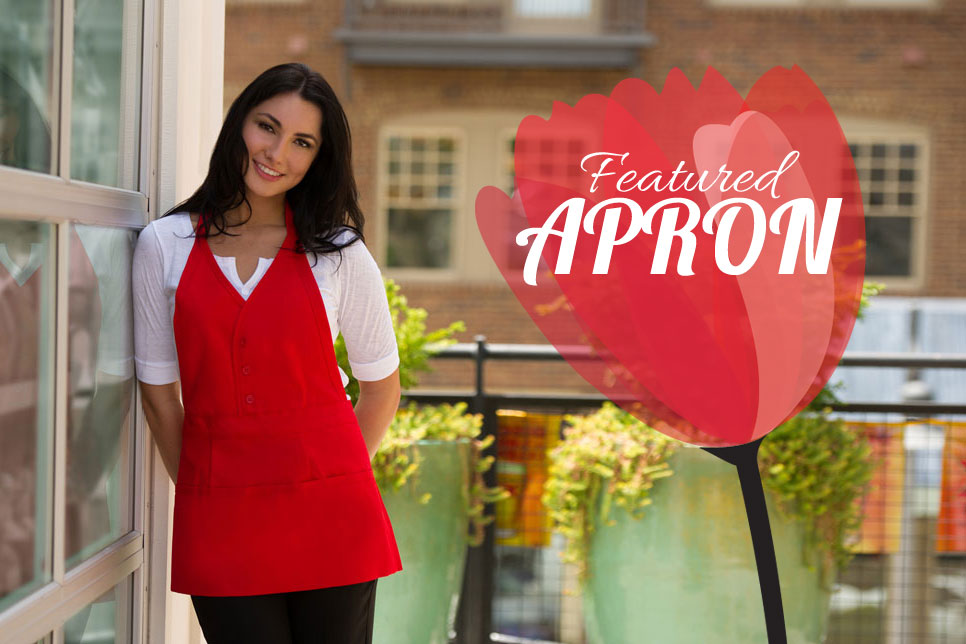 Click here for our featured aprons