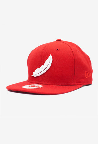 New Era 5950 Snapback | Red , Tees/Shirts - The Escape Movement, The Escape Movement - 1