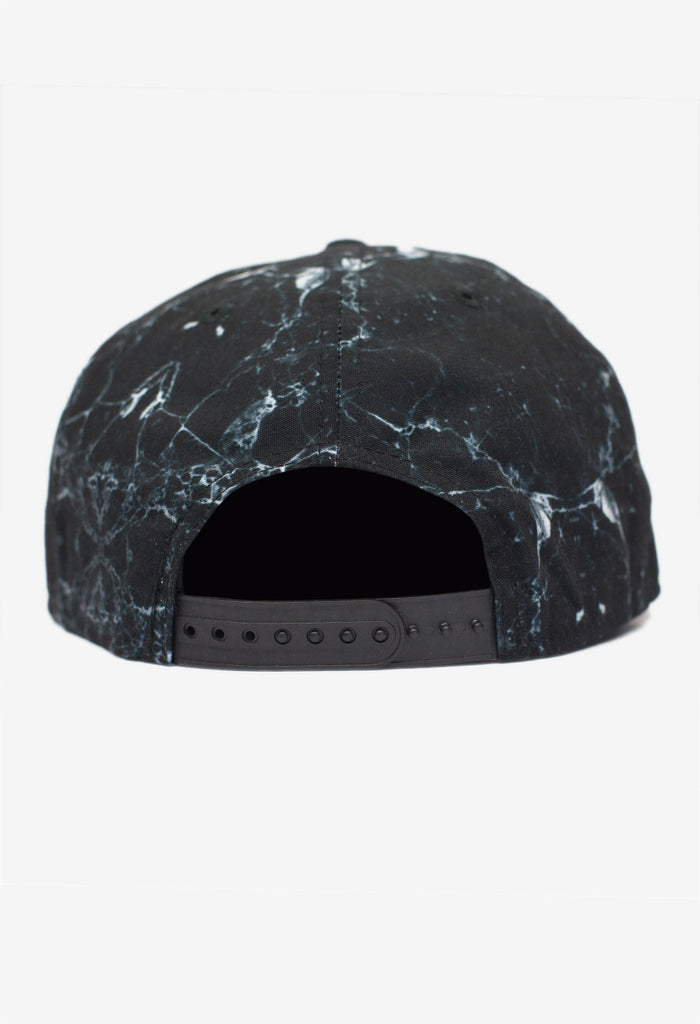 New Era 5950 Snapback | Black Marble/Black , Tees/Shirts - The Escape Movement, The Escape Movement - 3