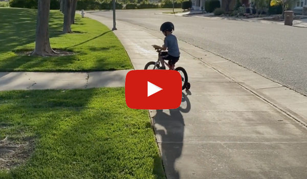 ABC's of Bicycle Safety with Mike and Aiden