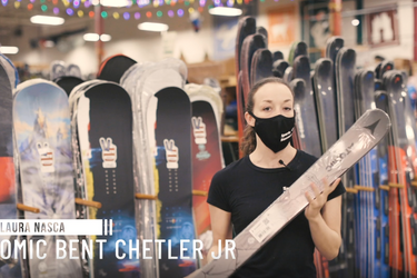 Winter 2020: the Jr. Bent Chetler with Laura N.