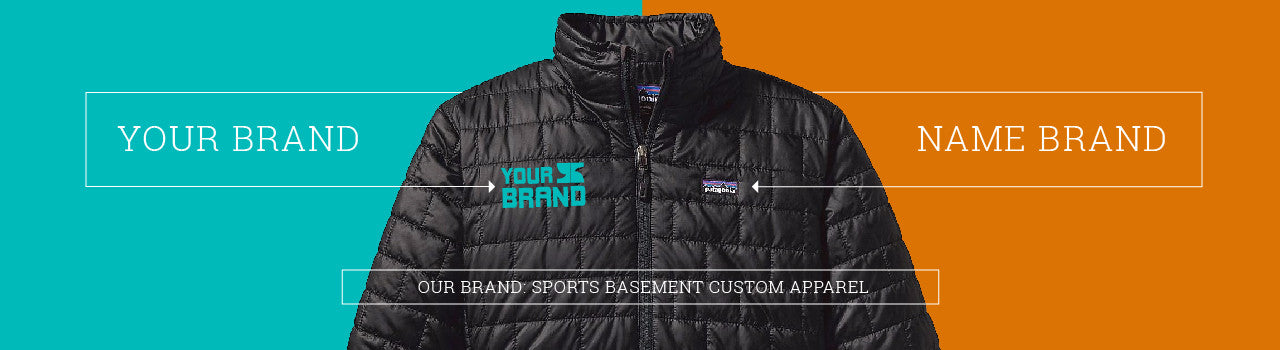 Sports Basement Custom Apparel