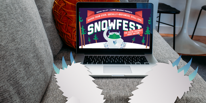 SNOWFEST GIVEAWAY NIGHT