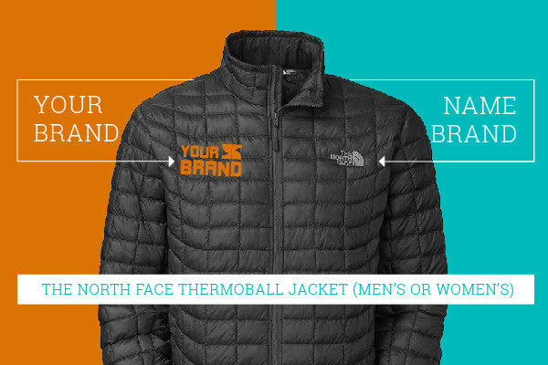 The North Face Custom Apparel