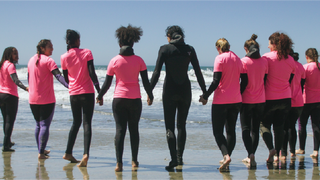 BENEFICIARY SPOTLIGHT: BROWN GIRL SURF