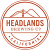Headlands Brewing Co logo