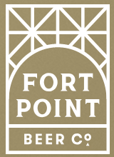 Fort Point Beer Company logo.