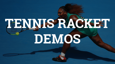 Tennis racket Demos