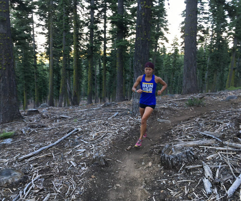 Trail Running with Sports Basement