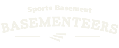 Sports Basement Basementeers Program