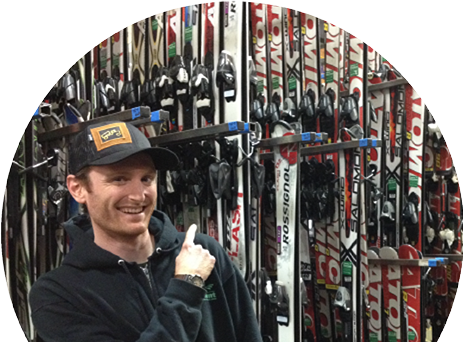 rental skis snowboards sports basement