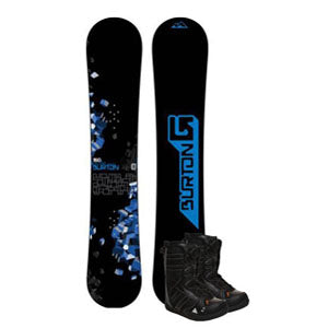 Adult Snowboard Lease