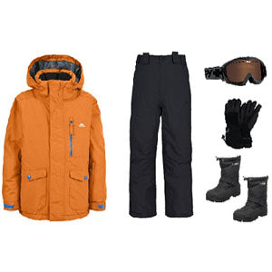 Boys Snow Apparel Package